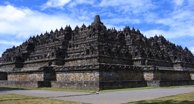 Historical Temple Borobudur Tour